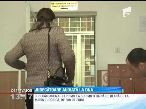 Ruxandra Popescu, magistrat de la Judecătoria Sinaia, acuzată că ar fi dat o hotărâre nelegală
