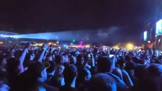 Slipknot Aftershock 2015
