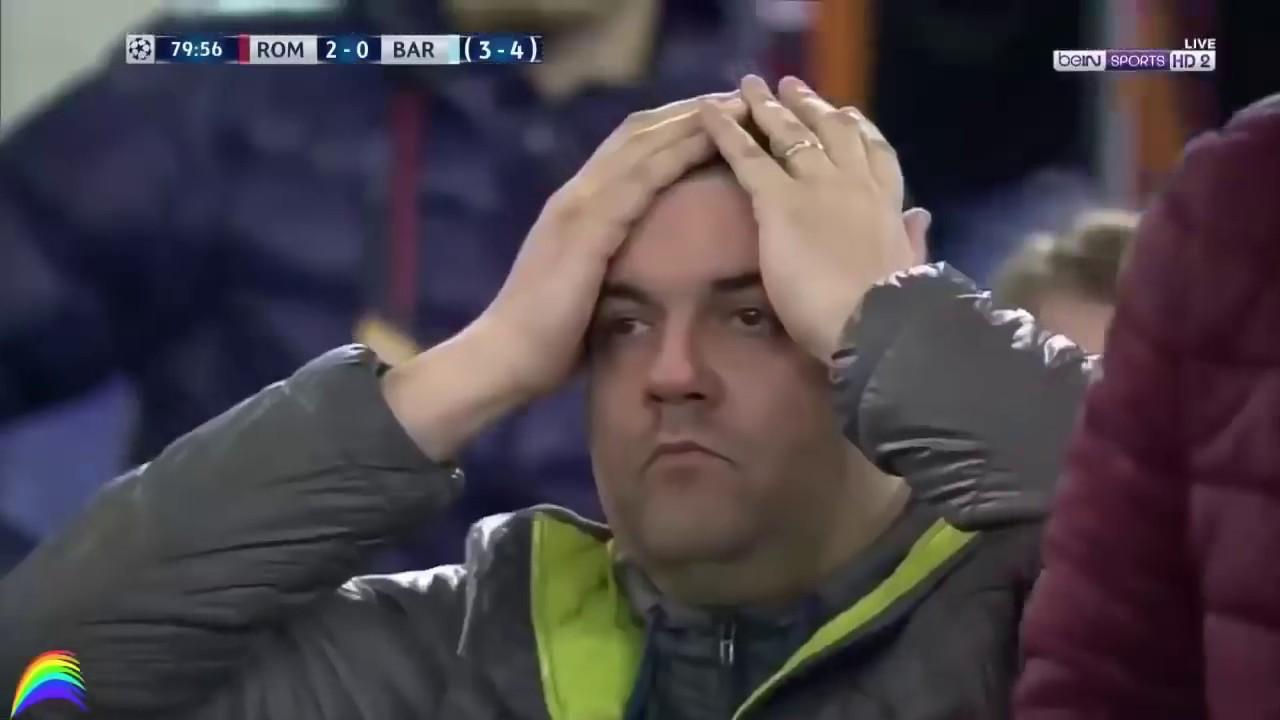 ملخص مباراة برشلونة وروما 3.0 بتعليق عصام الشوالي  لاتنسى لاشتراك و لضغط على الجرس شوف الوصف