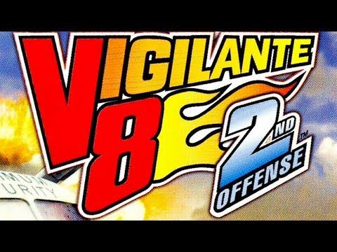 Саундтреки vigilante 8