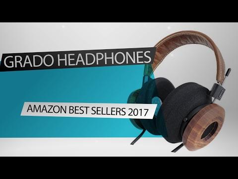 Grado Headphones //  Amazon Best Sellers 2017