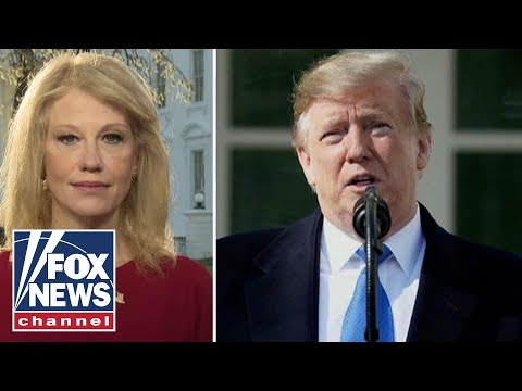 Conway reacts to Mueller report, calls on Schiff to resign