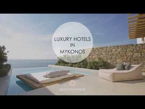 Luxury Hotels in Mykonos, Greece