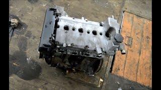 #13 Нива 1989 Двигатель от приоры - разборка