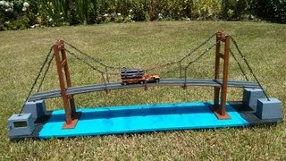 Suspension Bridge Model