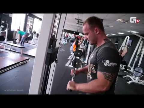Михаил Богданов West Gym Курск