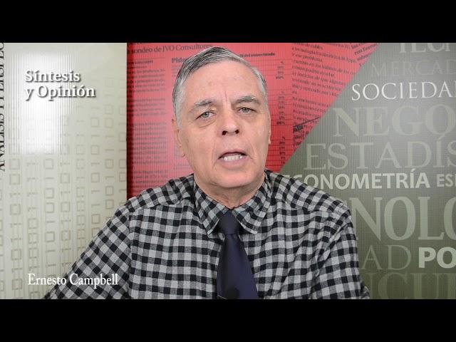 Ernesto Campbell (Nuevo Gobierno, nuevo panorama)