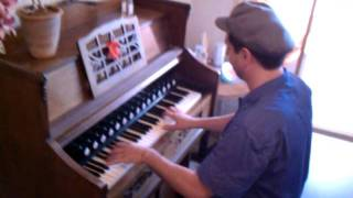 pump organ madness!