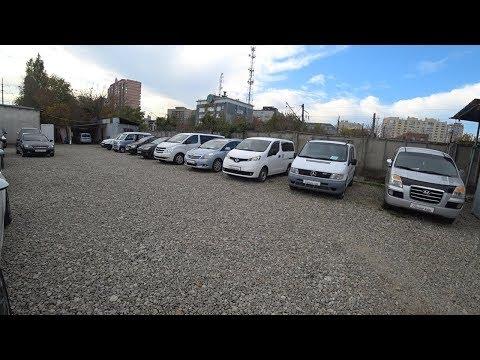 Авторынок Микроавтобусов в Краснодаре ЦЕНЫ