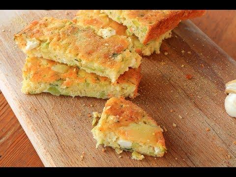 Pita sa tikvicama, sirom i grizom - Brza, sočna, ukusna