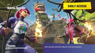 Fortnite season 6 first look! Lets get a win