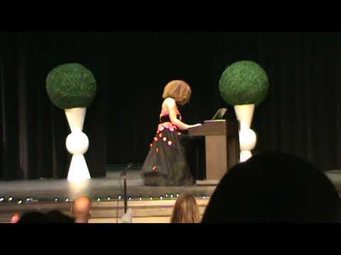 Miss Augusta/Butler County 2018 Kayla Hawkins - YouTube
