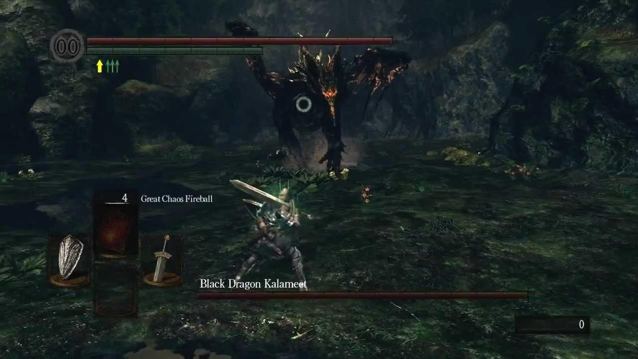 Dark souls kalameet tail guide