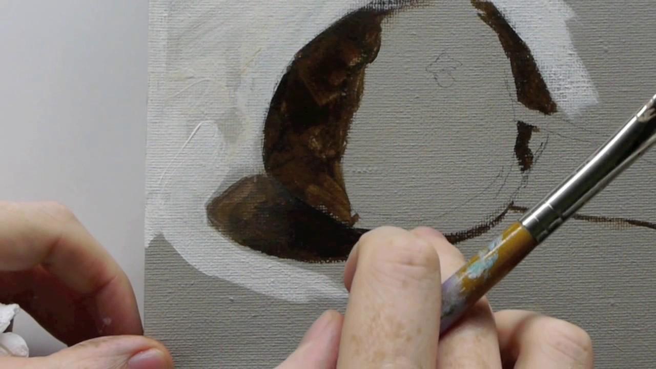 Top Démonstration de la technique de peinture de nature morte en  WW68