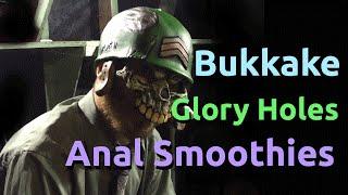 Porno Corner - Episode One - Bukkake, Gloryholes, and Anal Smoothies thumbnail