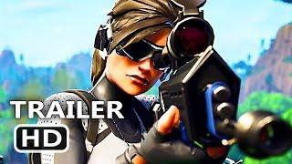 PS4 - Fortnite Stink Bomb Trailer (2018)
