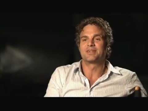 The Avengers - Mark Ruffalo Bruce Banner The Hulk Interview