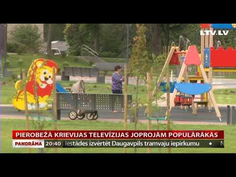 Pierobežā Krievijas televīzijas joprojām populārākās