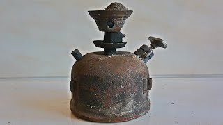Restoration Antique Kerosene Stove Burner made in USSR