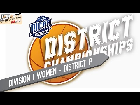 Kaskaskia v Southeastern IL | NJCAA DI Women Basketball - District P Championship Tournament