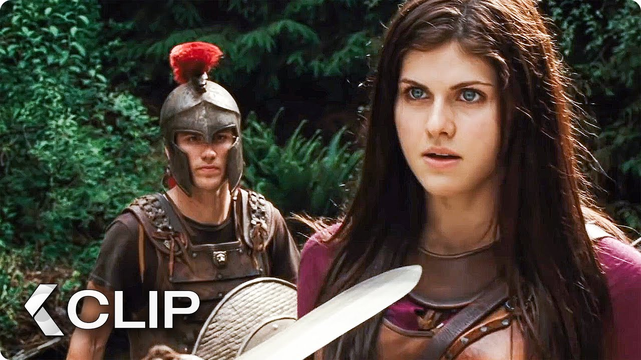 Download The Water Will Give You Power Movie Clip - Percy Jackson & The Olympians (2010)