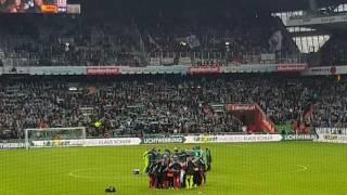 SV Werder Bremen vs. RB Leipzig 18.03.17 (Ostkurve)