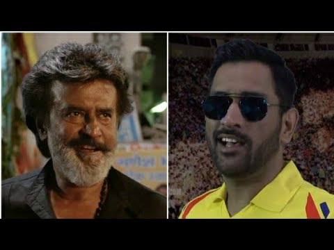 Ms Dhoni Kabali spoof∆¶™