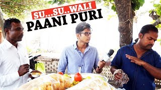Su Su Wali Pani Puri | Fake News Reporter 2 | Gagster Ep. 08 | Funk You