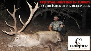 RED STAG HUNTING FARUK İSKENDER & RECEP ECER