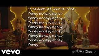F1rstman, Josylvio, Lijpe, Bollebof - Money Money (Prod. by Soundflow) LYRICS