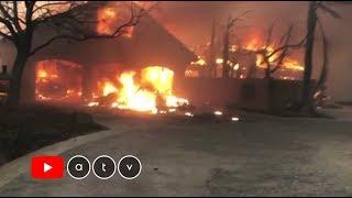 Még 14 holttestet találtak a kaliforniai tűzvész helyszínén