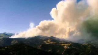 Four Mile Canyon Fire near Boulder, Colorado - Part 2 of 2