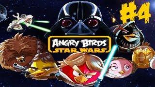 Angry Birds Star Wars Walkthrough - Tattooine (Part 4) | 720p TRUE HD