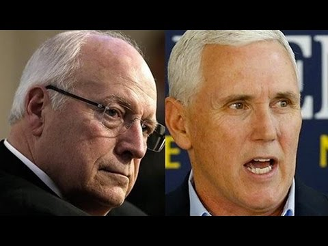 Is Pence the Next Cheney?