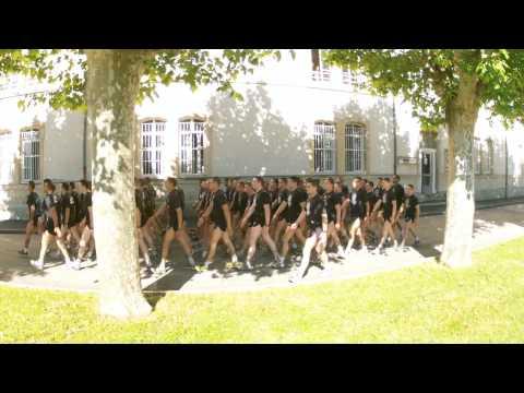 8eRPIMa : chant de la 2e compagnie