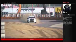 Sebastien Loeb Rally Evo avec Ford Fiesta Franciacorta 2