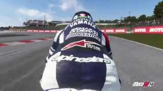 MotoGP™14 - Gameplay Lorenzo in Catalunya