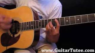 Justin Bieber - That Should Be Me, by www.GuitarTutee.com