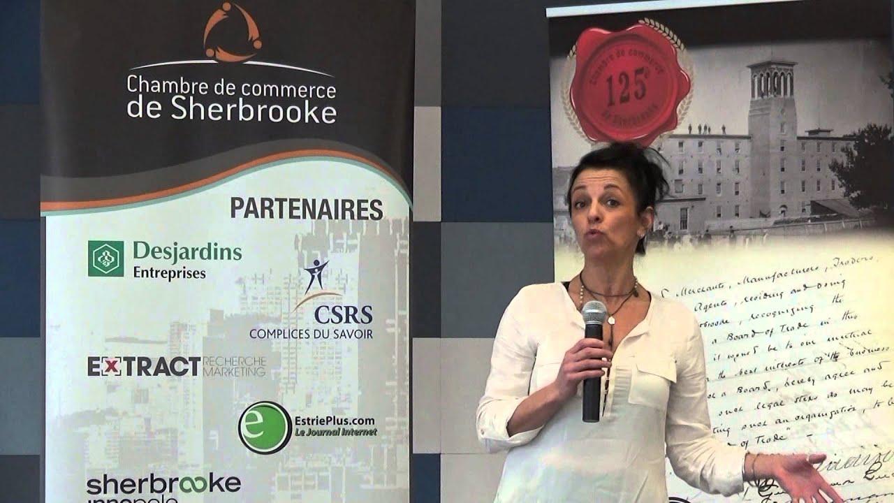 Candidature gala reconnaissance estrie 2015 youtube for Chambre de commerce de sherbrooke