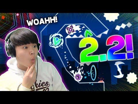 2.2 IS REVOLUTION! | A HARDCORE 2.2 LAYOUT: NEMESIS! | Geometry Dash [2.2] | Dorami