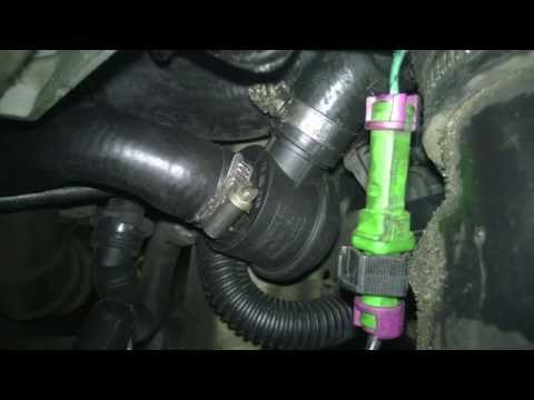 DIY: B5/B5.5 1.8T Diverter valve replacement