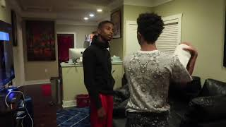 DeeDumbAss gay prank on FunnyMike and Runik