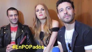 Entrevista OV7 KABAH (Sergio, Daniela y Ari) #GiraOV7KABAH / #EnPOPados