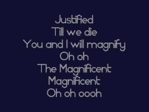 U2 Magnificent With Lyrics