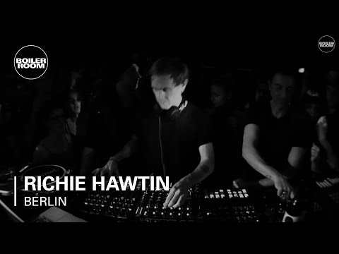 PLAYdifferently: Richie Hawtin Boiler Room Berlin DJ Set