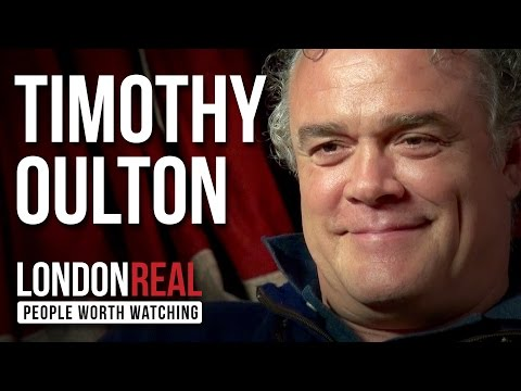 Timothy Oulton - Be Original - PART 1/2 | London Real