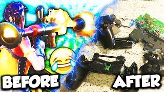 WHAT HAPPENS WHEN YOU USE THIS IN FORTNITE LOL! (Fortnite Battle Royale Trolling & Funny Moments)