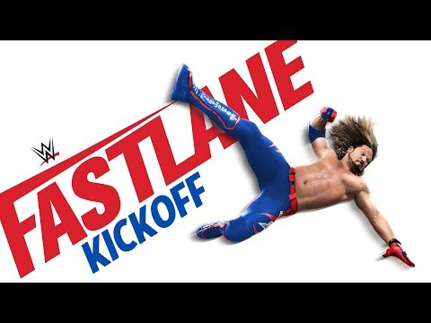 WWE Fastlane Kickoff: March 11, 2018 thumbnail