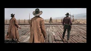 «Однажды на Диком Западе» Серджо Леоне на большом экране