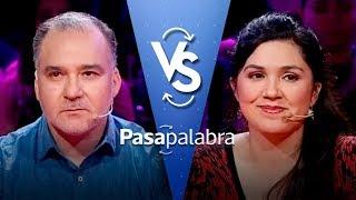 Pasapalabra | Rodrigo González vs Andrea Arriagada